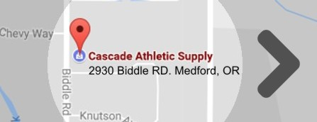 location athletic store medford