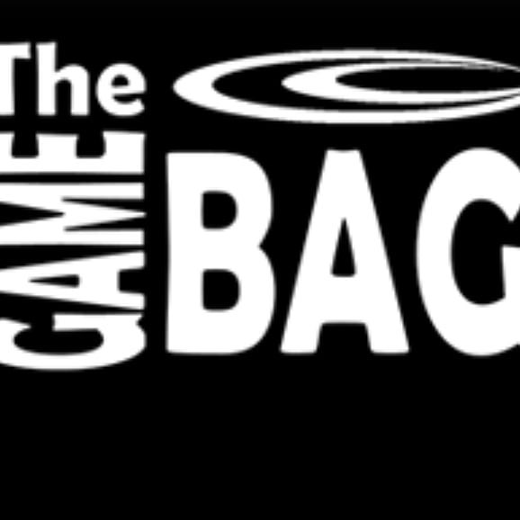 the game bag logo cut off