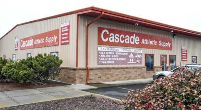 cascade athletic supply